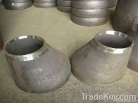 ANSI B16.9 carbon steel concentric reducer