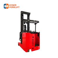 2.0ton electric reach truck with lifting height 3m to 10m with distributed price