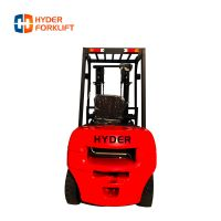 Hyder new condition diesel forklift 2.5 ton with good price