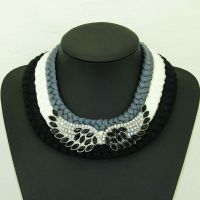 2014 New Arrival Beaded Necklace For Women