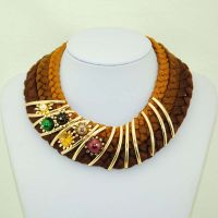 2014 NewHot-Sell Women Beaded Charm Necklaces