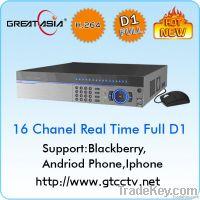 Full D1 Standalone DVR (16 Channel)