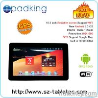 Andriod Tablet PC (10.2 Inch)