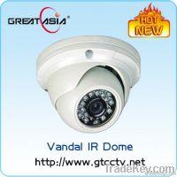 IR Dome Camera (Vandal Proof)