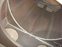 Steel Forging Machine Parts