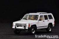1/18 Die Cast Car Model- Jeep