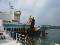 RORO Ferry gt6800 - ship