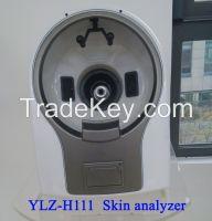 Magic Mirror hair & skin analysis machine/Skin analyzer/skin testing machine/facial skin scan analyzer