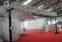 Stage Stand/Stage Lighting/truss/Moving Head/Laser Lighting/LED Lighting/Disco Lighting/DJ Lighting