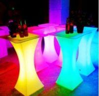 led cocktail table light/led coffee table lights/led effect light