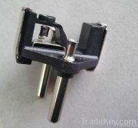 Turkish  Plug insert with hollow brass pins
