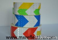 Reflective film, reflective tapes