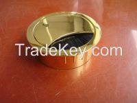 Grommets for cable passenger