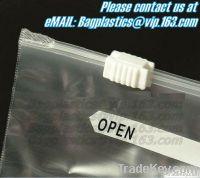 Reclosable bags  Zipper