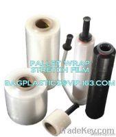 Pallet Wrap, Stretch Film, Produce Roll, Layflat Tubing, Sheet, Films
