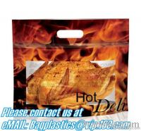 Hot Chicken Pouch bags, Aluminum Foil Bags, Stand up Pouches, Polypr