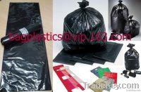 Bin liners, Swing, Dust, Pedal bin liners, Garden Sacks, Carrier bags