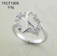 925% Stearling silver ring