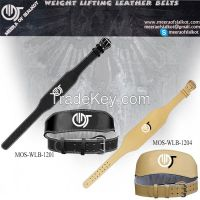 Leather Lifting Belts