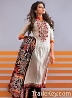 Ladies Shalwar Suits Winter Collection