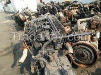 used engine for Scania/Volvo/Mercedes benz/MAN truck