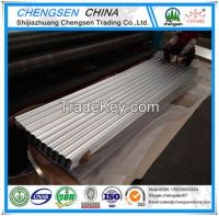 Hot- Dip Galvanized Corrugated Steel Roofing Sheets