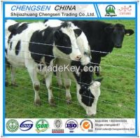 high quality hot dipped galvanized field fence sheep fence/grassland f