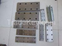 fishplate  for elevator guide rail