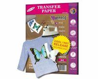 Easy on transfer paper