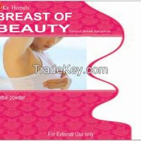 BREAST OF BEAUTY {Herbal powder and oil}Ladies external use only