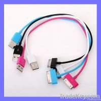 Colourful Usb Cables Iphones