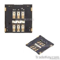 SIM Card Reader Contact For Apple iPhone 5