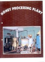 Honey Processing Plant, Laundry and Toilet Soap, Cosmetic Plant