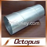 Lowest Price HVAC Systems Galvanized Spiral Duct