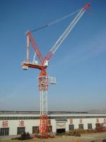 QTD125(5020)Luffing Tower Crane