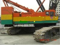 Used 200 Ton Hitachi Crawler Crane