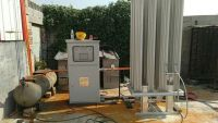 gas proportioner (gas mixing cabinet)