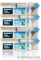 Electric syringe pump Single channel