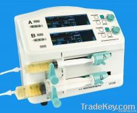 Automatic infusion pump with drug library CE Mark.