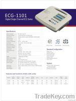Digital 1 Channel ECG Machine
