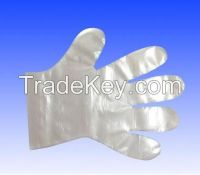 Disposable Veterinary PE Gloves