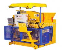 Cadona 1600 S  Mobile Block Making Machine