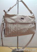 Lady's fashion PU satchel handbag