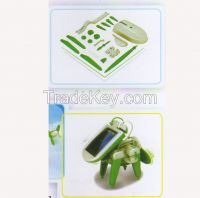 DIY Toy parts kit by solar energy