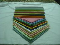 Dyed fabric, Printed fabric