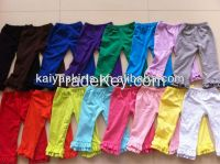 Leggings, capri, Polo shirts, t-shirts, childrens garments