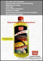 Car wash 2in1 shampoo