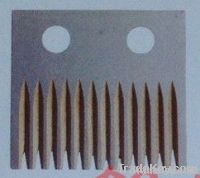 Tire and Rubber Shear Blades Tire and Rubber cutting blades