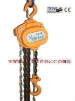 manual hoist, chain block supply in high quality