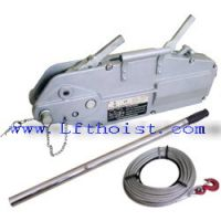 wire rope winch, grip hoist in high quality & nice prices